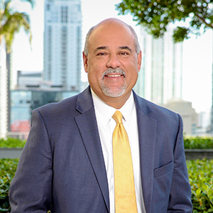 Francisco Gonzalez CPA '90