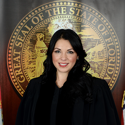 Honorable Veronica A. Diaz, '98